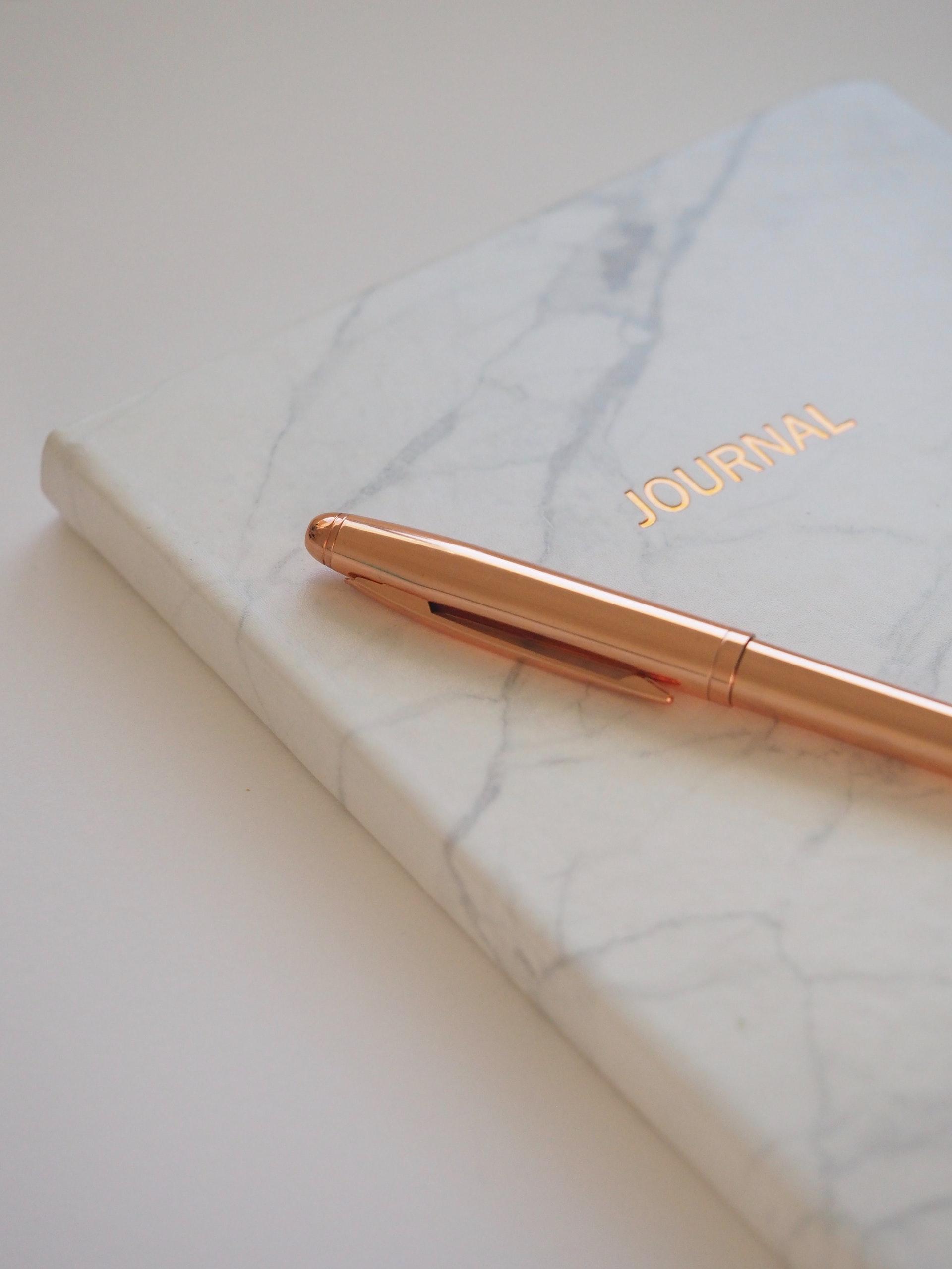 Hoe de Bullet Journal is als een enkele notebook