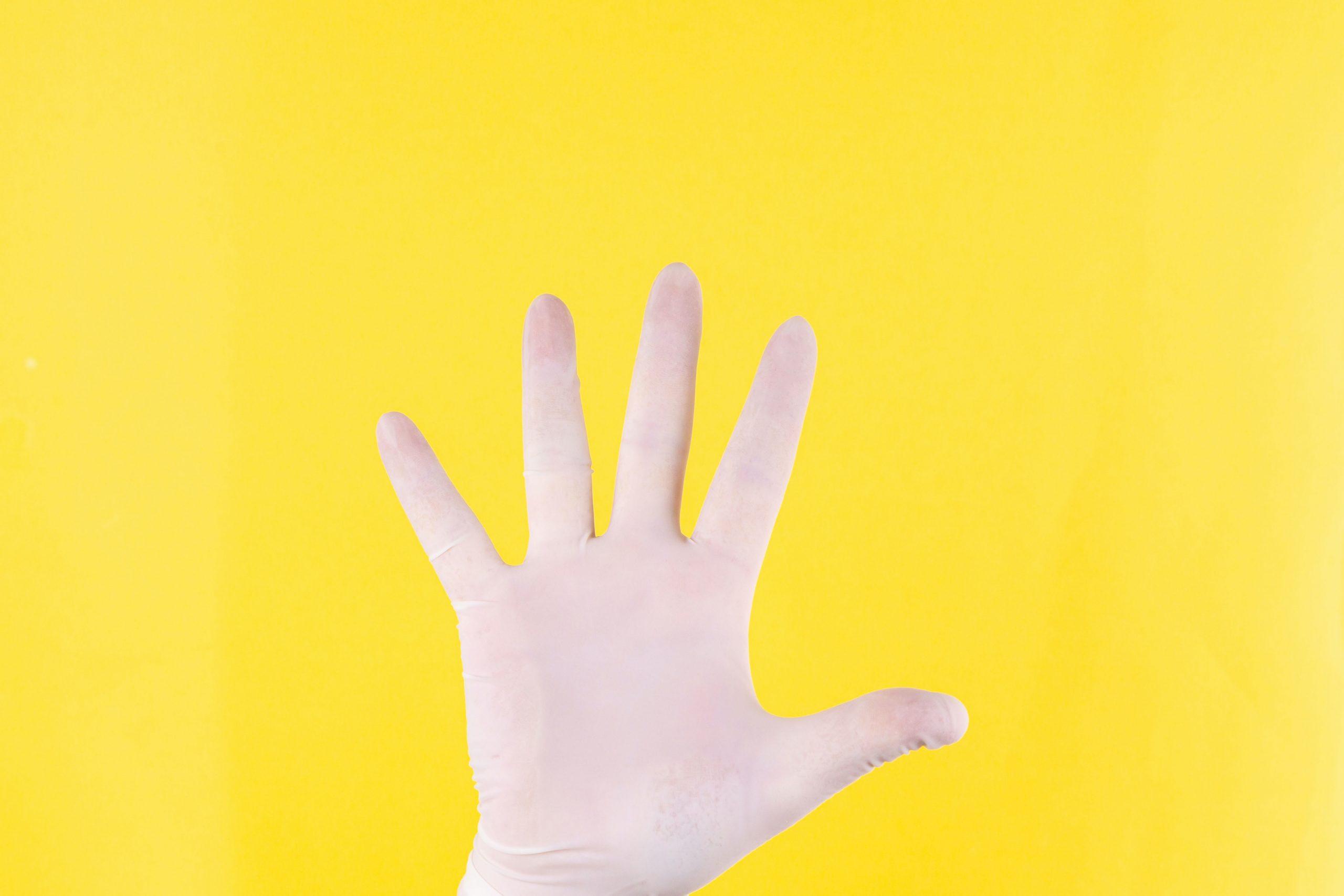 De gids voor wegwerphandschoenen