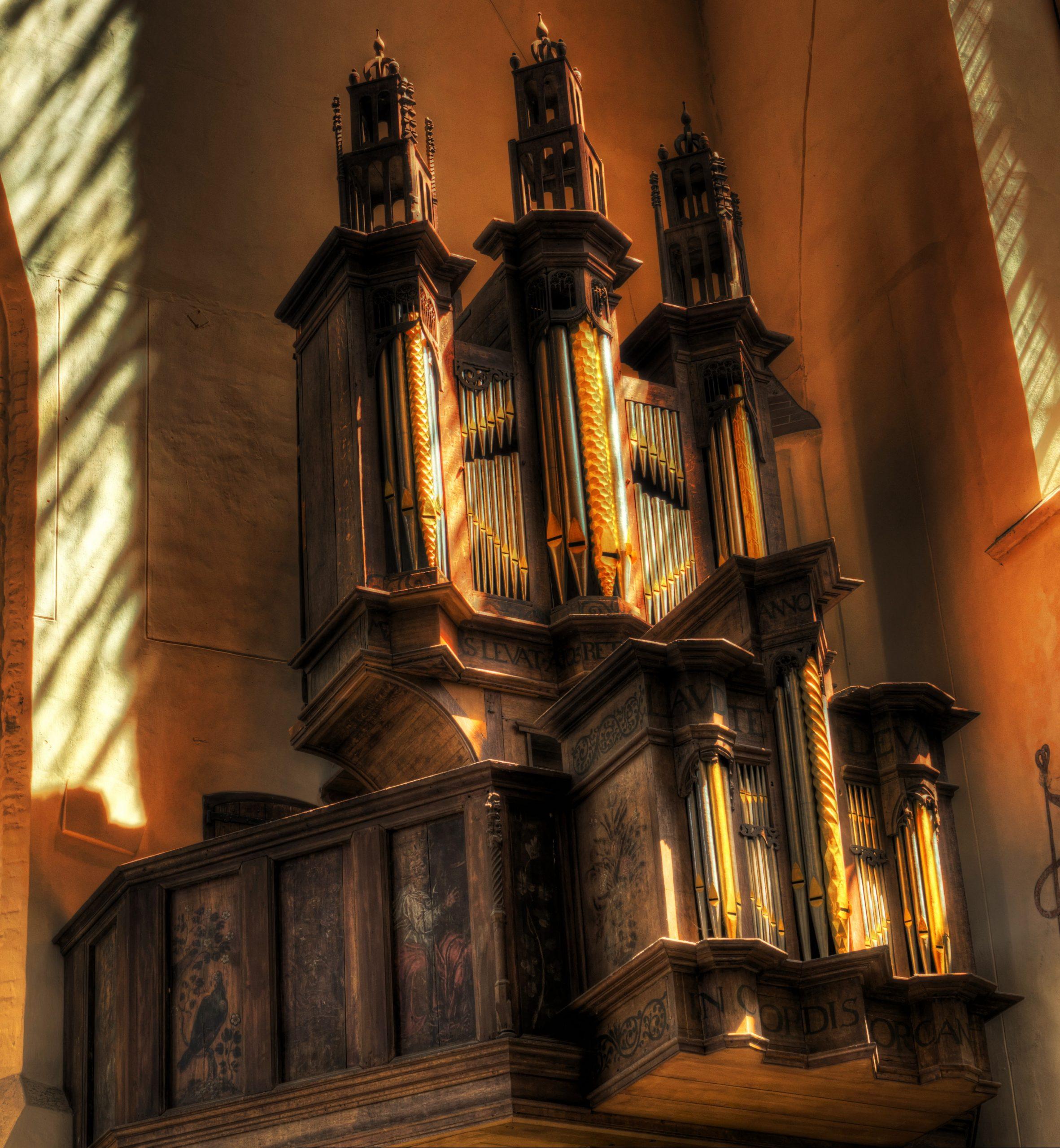 Orgel Historische Vereniging Onderzoek